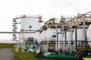 Giá dầu châu Á tăng do nhân tố Trung Đông