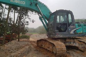 Phù Ninh (Phú Thọ): ' Đất tặc' hoạt động công khai