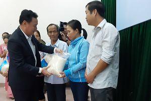 Hàn Quốc tặng 10.000 tấn gạo cho nhân dân bị thiệt hại bởi bão Damrey