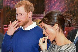 Hoàng tử Harry và vị hôn thê chọn một bánh cưới 'lạ lùng' cho hôn lễ
