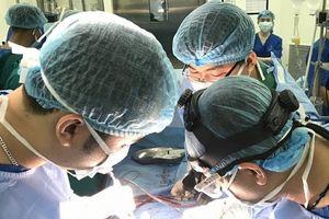 Bệnh viện ĐK Đồng Nai mổ thành công bệnh nhân bị bệnh tim thông liên nhĩ
