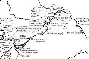 Giải mã những 'vùng tối' Tam Quốc diễn nghĩa' (Kỳ 49): Một Xích Bích khác