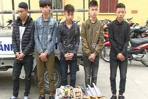 Thái Bình: Khởi tố nhóm đạo chích trộm cắp tài sản tại đình, chùa