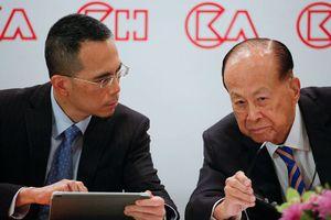 Những người thừa kế tài sản của các 'ông trùm' kinh doanh hàng đầu Hong Kong