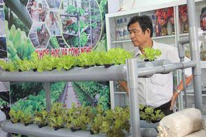 Khai mạc Hội chợ-Festival Vật tư Nông nghiệp Vĩnh Long