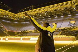 Mê M.U nhưng 'tia chớp' Usain Bolt chọn Dortmund?
