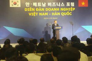 Quan hệ kinh tế Việt Nam-Hàn Quốc: Những con số ấn tượng
