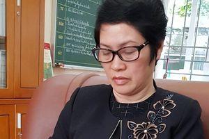 Lộ tin nhắn nhạy cảm vụ mua điều hòa cũ, hiệu trưởng trường Tiểu học Dịch Vọng A nói gì?