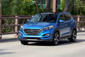 Hyundai ra mắt Tucson Sport 2018 giá từ 573,5 triệu đồng