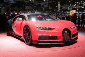 Bugatti Chiron Sport giá 3,26 triệu USD đến Bắc Mỹ
