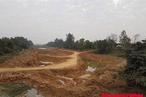 Bỉm Sơn - Thanh Hóa: Cần thanh tra toàn bộ dự án nạo vét sông Tam Điệp