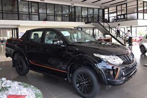 Chi tiết hàng 'nóng' Mitsubishi Triton Athlete bản đặc biệt tại đại lý, giá 745 triệu đồng