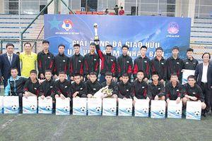 U15 Viettel vô địch giải giao hữu quốc tế Việt Nam – Nhật Bản 2018