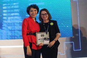 Lotte Mart lọt top 100 doanh nghiệp có môi trường làm việc tốt nhất VN