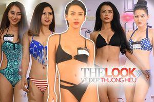 Diện bikini, người đẹp chuyển giới nổi bật bên dàn thí sinh The Look 2018