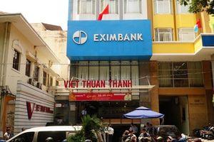 Vụ mất 245 tỷ đồng của khách: Bộ Công an khám xét Eximbank TP. HCM