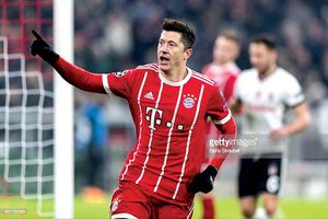 Lewandowski 'chốt' tương lai tại Bayern