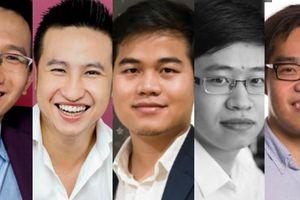 5 doanh nhân trẻ Việt Nam lọt Top 30 under 30 châu Á 2018