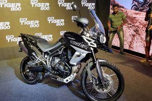 Triumph Tiger 800 2018 ra mắt thị trường Ấn Độ