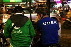 Bộ Công Thương yêu cầu Grab báo cáo việc 'thâu tóm'Uber