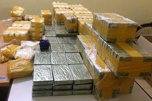 Cuộc phục kích xế hộp chở lô ma túy 2,2 triệu USD