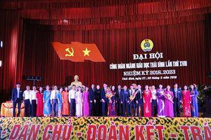 Đồng chí Hoàng Văn Thiệp được bầu làm Chủ tịch CĐ ngành Giáo dục tỉnh Thái Bình