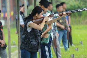 Người tham gia tập luyện bắn súng phải có sổ theo dõi quá trình sử dụng súng, đạn thể thao