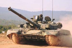 Kinh ngạc: Có thể vô hiệu hóa siêu tăng T-84 Thái Lan bằng…súng máy