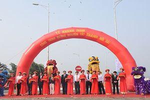 Khánh thành trục đường rút nửa khoảng cách khu Tây Bắc đến trung tâm Đà Nẵng