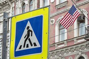 Nga sẽ đóng cửa Tổng Lãnh sự quán Mỹ tại St. Petersburg và Ekaterinburg?