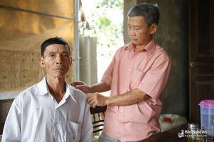 'Liệt sỹ' Nghệ An trở về sau 43 năm gia đình nhận giấy báo tử