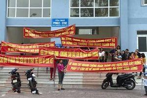 Nghệ An: Khẩn cấp di dời 79 hộ dân ra khỏi chung cư không an toàn