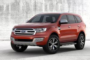 Ford Everest 2017: Nếu dám bỏ tiền ra mua thì khỏi phải nghĩ