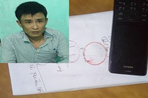 Bị bắt khi từ Nghệ An ra Thanh Hóa bán gần 1kg ma túy đá