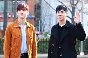Sân khấu trở lại quá phong độ, TVXQ sẵn sàng cho buổi quảng bá tại 'Music Bank'