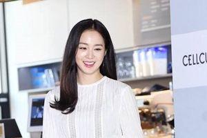Lần đầu xuất hiện sau khi sinh, Kim Tae Hee gây sốc vì quá đẹp