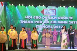 Hội chợ du lịch quốc tế TPHCM: Sự kiện nổi bật của du lịch Việt Nam