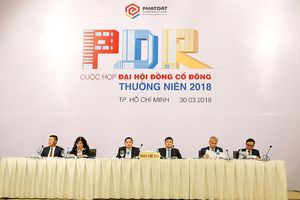 Đại hội đồng cổ đông thường niên Phát Đạt (PDR): Đặt mục tiêu tăng trưởng lợi nhuận 45%