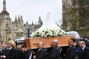 Tiễn đưa 'ông hoàng vật lý' Stephen Hawking về nơi an nghỉ cuối cùng