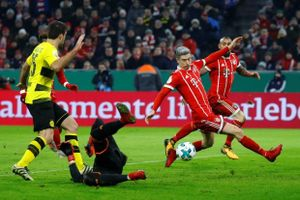 Bayern Munich - Dotmund: Không còn là 'siêu kinh điển'