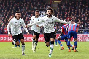 Mohamed Salah: 'Siêu pháo' khủng khiếp của Liverpool