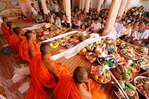 Lễ nhập hạ - nét văn hóa độc đáo của người Khmer