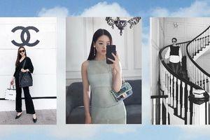 Khánh Linh The Face diện váy mỏng tang lộ nội y mồn một, Hà Tăng thanh lịch với outfit đen, trắng