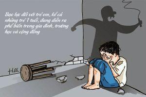 Trẻ em bị bạo hành trên thế giới: Khuyến cáo của Liên Hợp Quốc