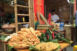 Đưa ẩm thực Việt Nam trở thành một sản phẩm du lịch đặc thù