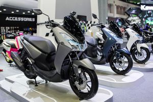 Yamaha Lexi - xe tay ga 125 phân khối mới ra mắt