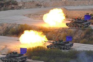 300.000 binh sĩ Mỹ - Hàn khởi động tập trận dài một tháng
