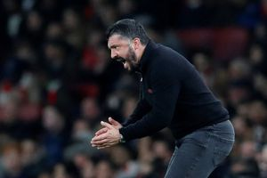 HLV Gattuso: 'AC Milan chơi tốt nhưng bỏ lỡ cơ hội quá nhiều'