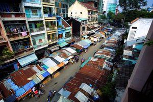 Xóa sổ chợ Tôn Thất Đạm và 2 chợ tạm ở quận 1