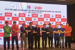 Nhờ 'hiệu ứng U23', đội tuyển Việt Nam có thêm nhà tài trợ
